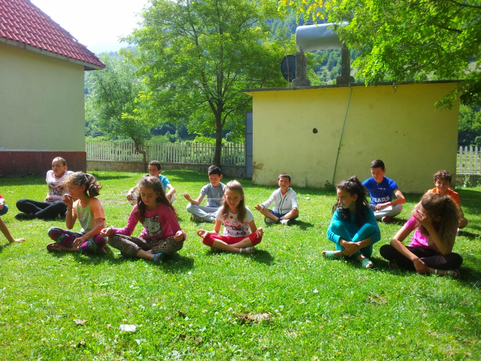 yoga kids albania