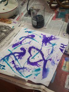 chemistry azo dyes orgo lab