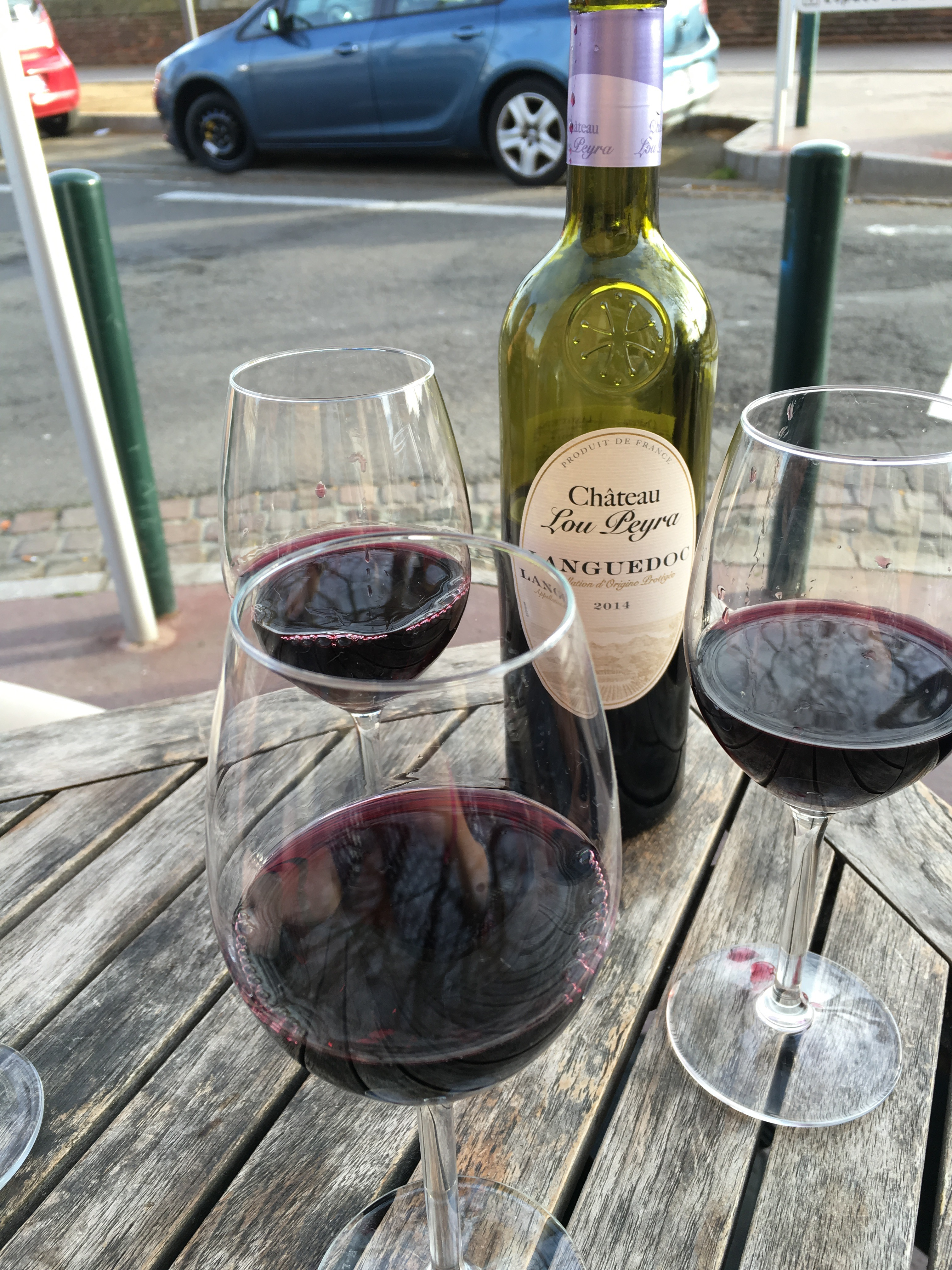 wine Toulouse LSA