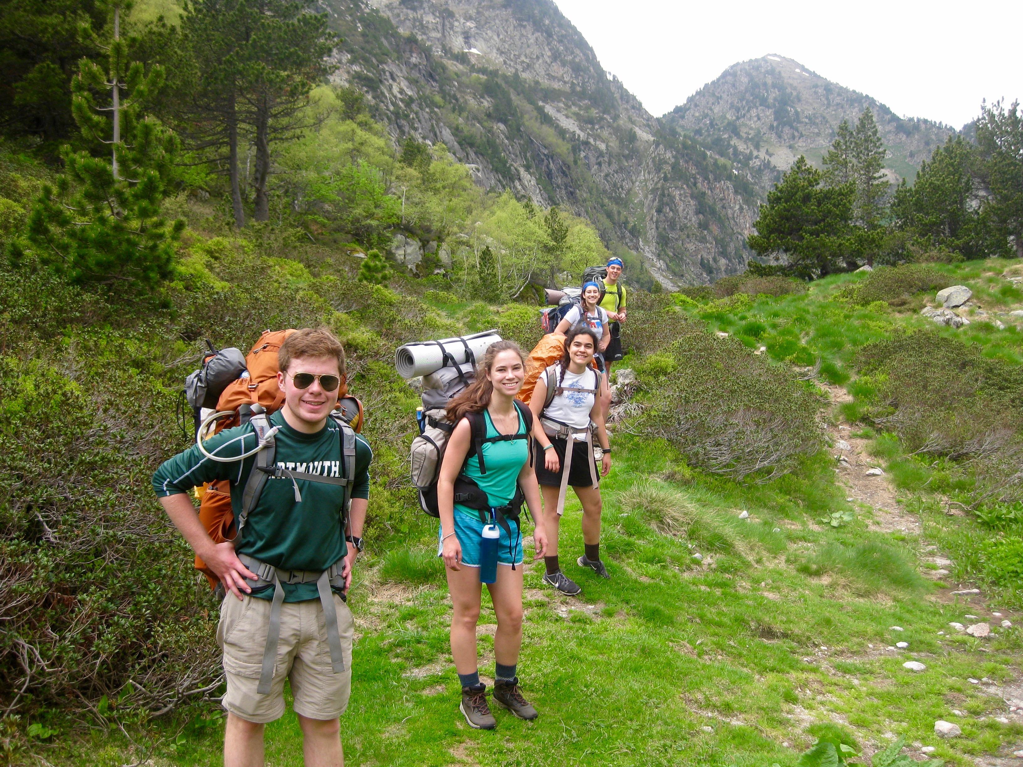 LSA hike