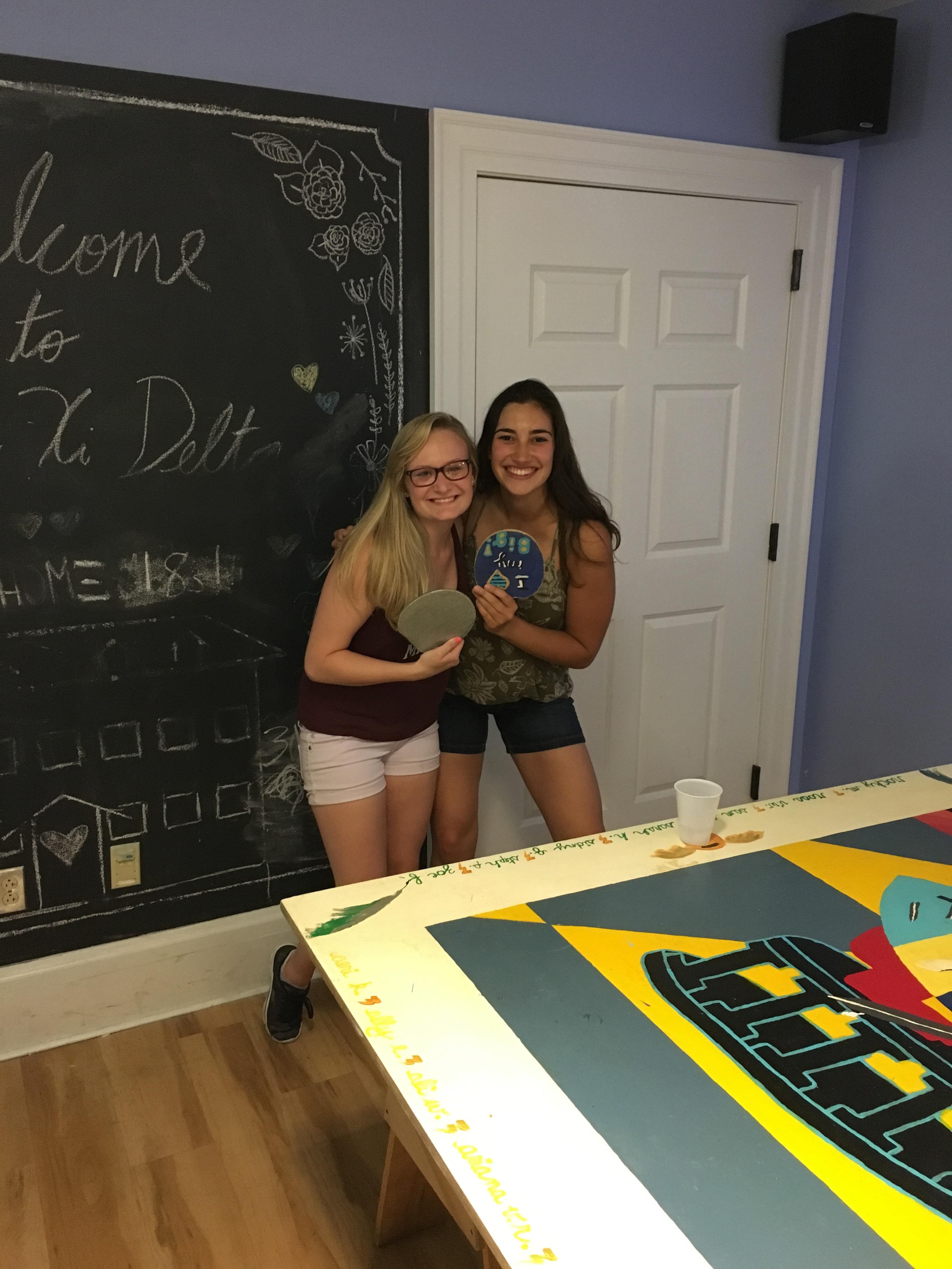 pong Sabrina sophomore summer