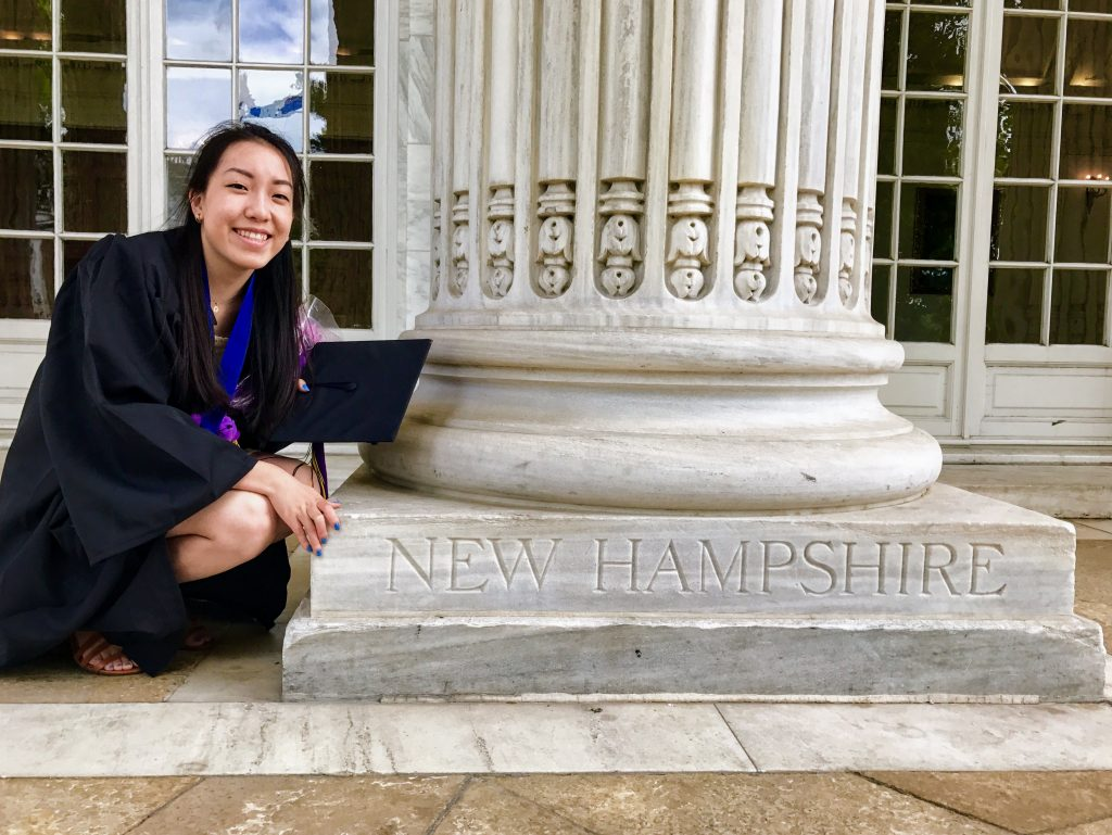 New Hampshire column