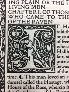 Rauner_William Morris Initial