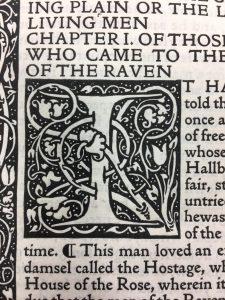 Rauner_William Morris Initial