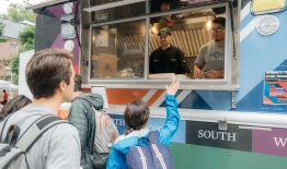 A photo of the Dartmouth food truck