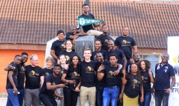 A photo of the Young African Leaders Initiative Ghana trip