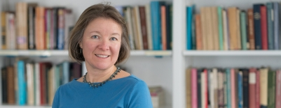 A photo of professor Amie Thomasson