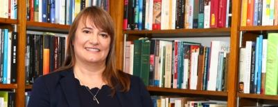A photo of professor Jacqueline Wernimont