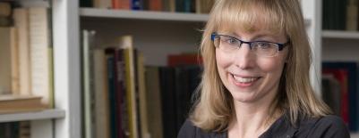 A photo of professor Lynn Patyk