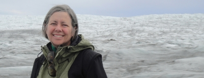 A photo of professor Mary Albert