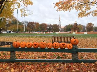 pumpkins spelling Dartmouth