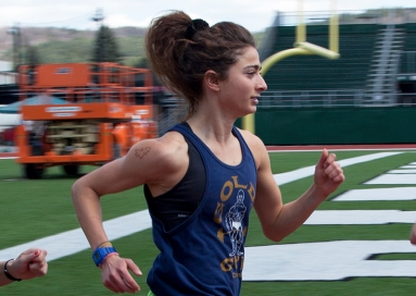 Photo of Alexi Pappas '12