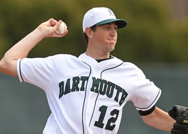 A photo of Kyle Hendricks '12