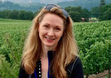 A photo of alumni Meg Houston Maker '87 A&S'11