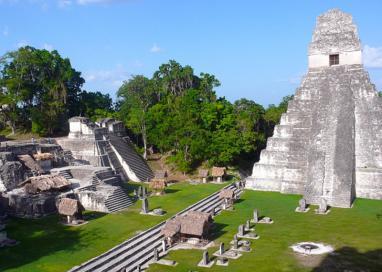 Photo of ruins in Latin America