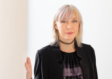A photo of professor Mary Flanagan