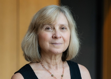 A photo of professor Mona Domosh