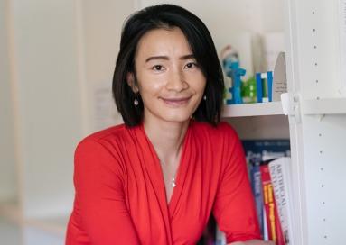 A Photo of Xia Zhou