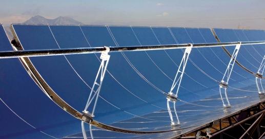 High-Efficiency Solar Power Systems
