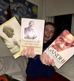 Me and my Gandhi Reading