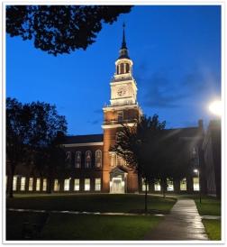 Dartmouth College Baker Berry