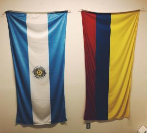 latinx flags