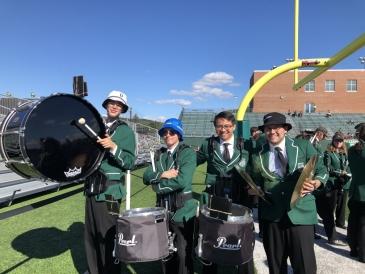 DCMB Percussion