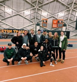 Dartmouth Track and Field Throwers!
