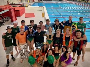 Club Swim Ivies 2019