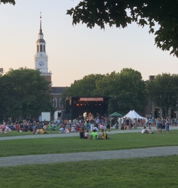 Concerts on the Green!