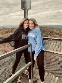 Hiking the Gile Fire Tower!