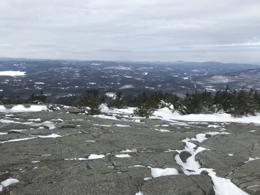 View from Mt. Kearsarge