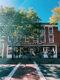 Gillingham's General Store in Woodstock, Vermont!