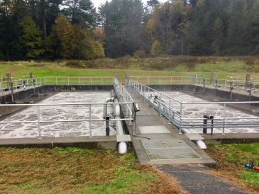 Water Reclamation Plant