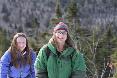 Mt. Cardigan hikers