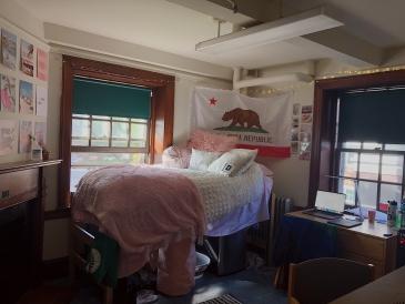 sydney wuu dorm room