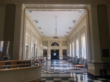 sydney wuu library
