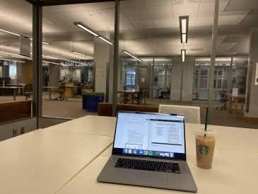 sydney wuu private study room