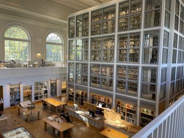 sydney wuu rauner library
