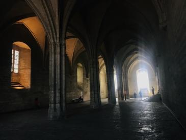 Arches in Avignon!