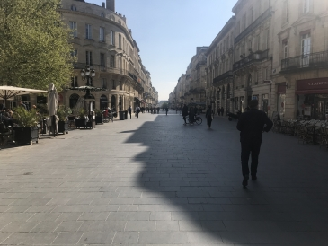 Streets of Bordeaux