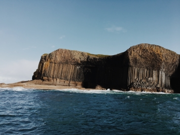 A day trip to Staffa!