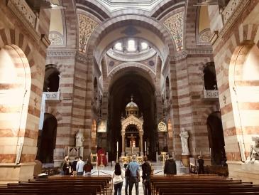 Marseille's Saint Marie de Majeure