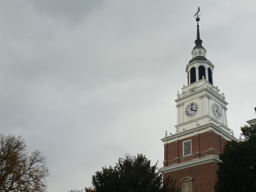 Baker-Berry Library Tower