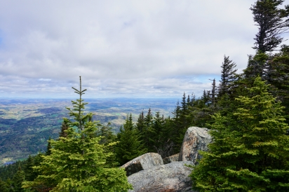Ascutney summit