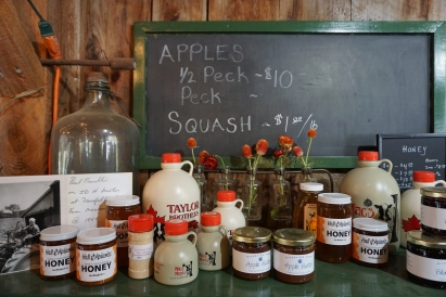 Honey and other goods