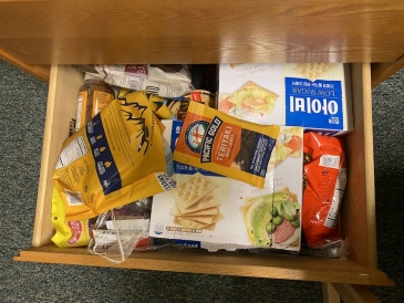 Nick's Snack Drawer