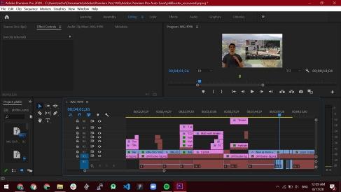 Nick's Video Edits