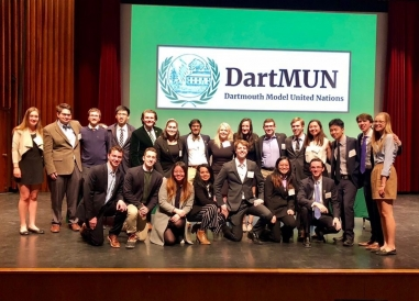 DartMUN staff