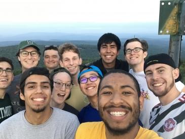 Brotherhood Hike To Gile